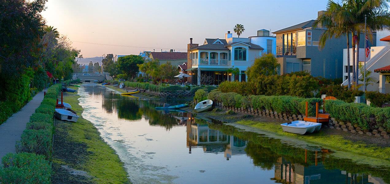Se loger à Vennice à Los Angeles