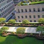Une oasis privée sur le Rockefeller center