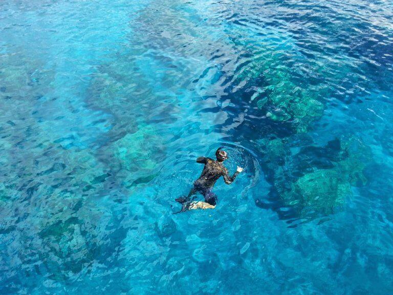 Snorkeling à Koh Ta Kiev