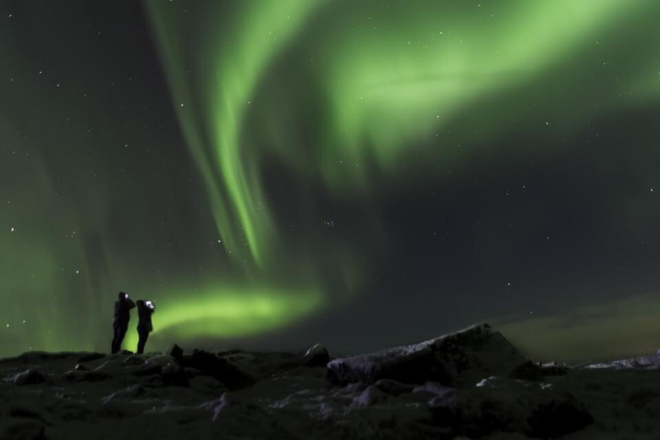 Voici pourquoi vous DEVEZ visiter l'Islande en hiver