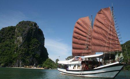 Le Vietnam est le pays à visiter en priorité si on vient dans cette région pour ses magnifiques paysages.