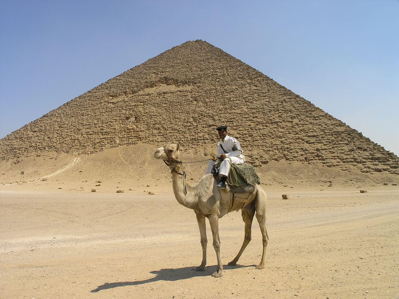 Pyramide de Dahchour