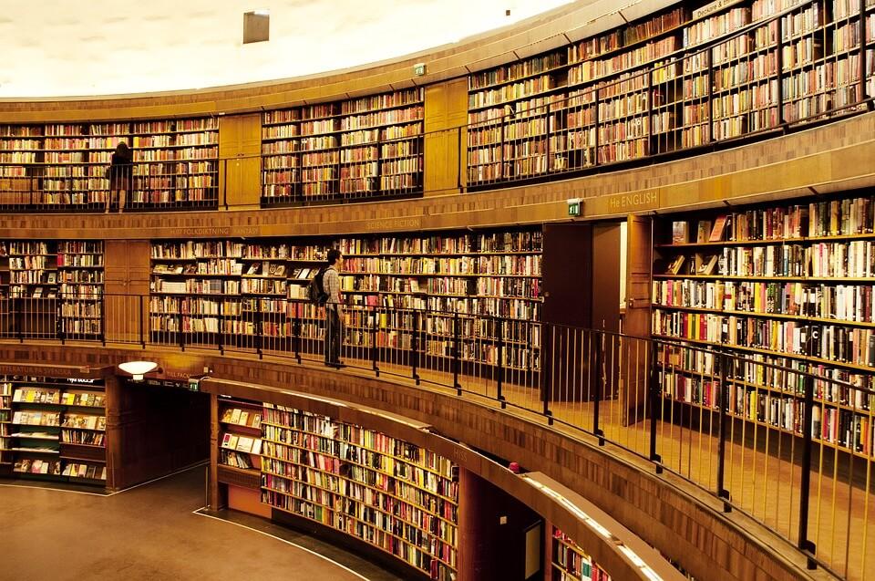 que faire à Stockholm ? Visiter la bibliothèque circulaire