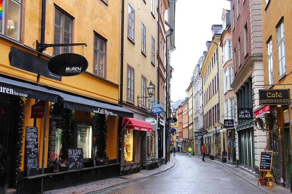 que faire à Stockholm ? Flaner dans les rues de gamla stan