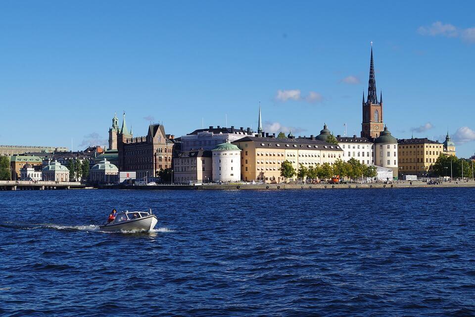 que faire à Stockholm ? monter à Monteliusvagen et admirer la vue