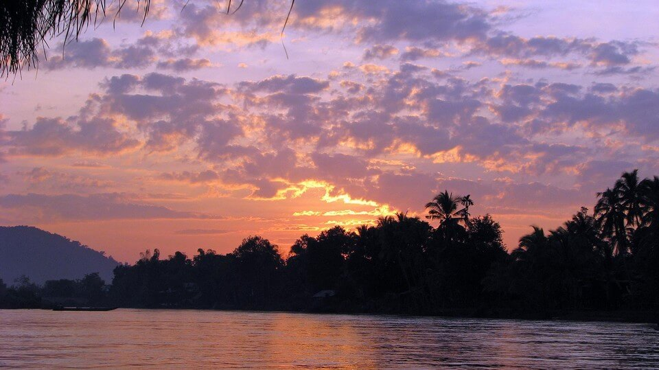 coucher de soleil 4000 iles