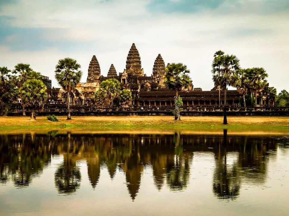 angkor plus beau temple du cambodge