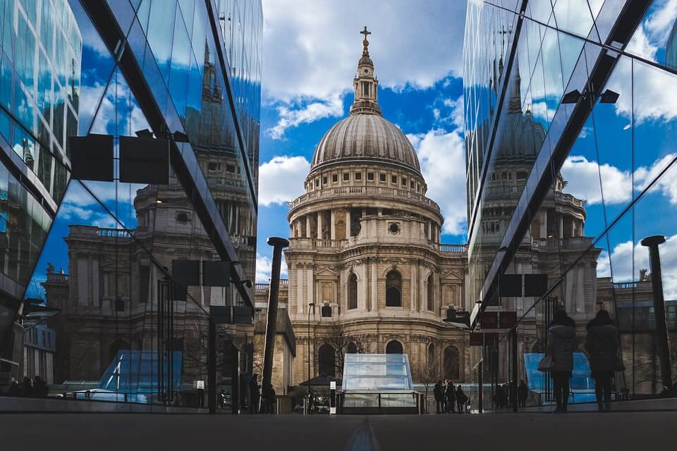 londres en 3 ou 4 jours cathedral st paul