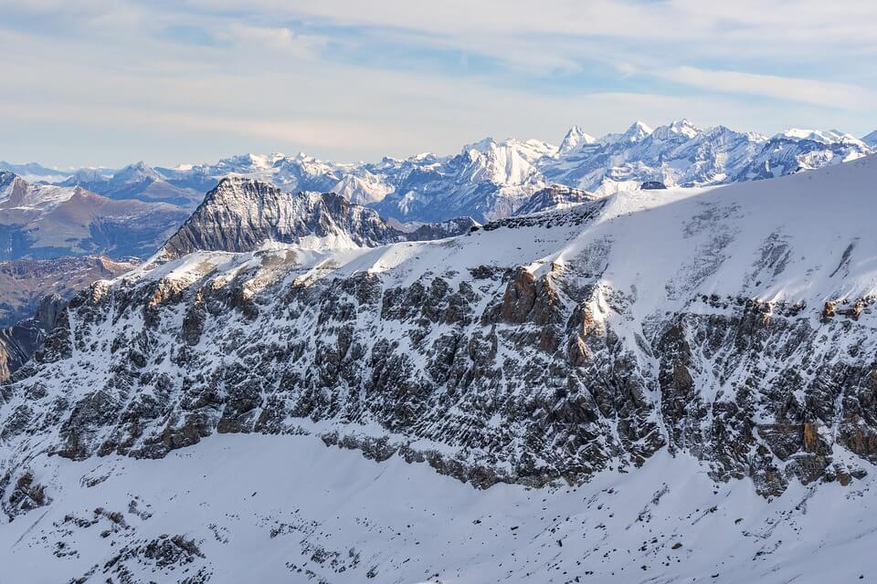 alpes suisses réveillon à la montagne en suisse