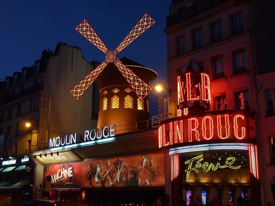 moulin rouge soirée nouvel an paris