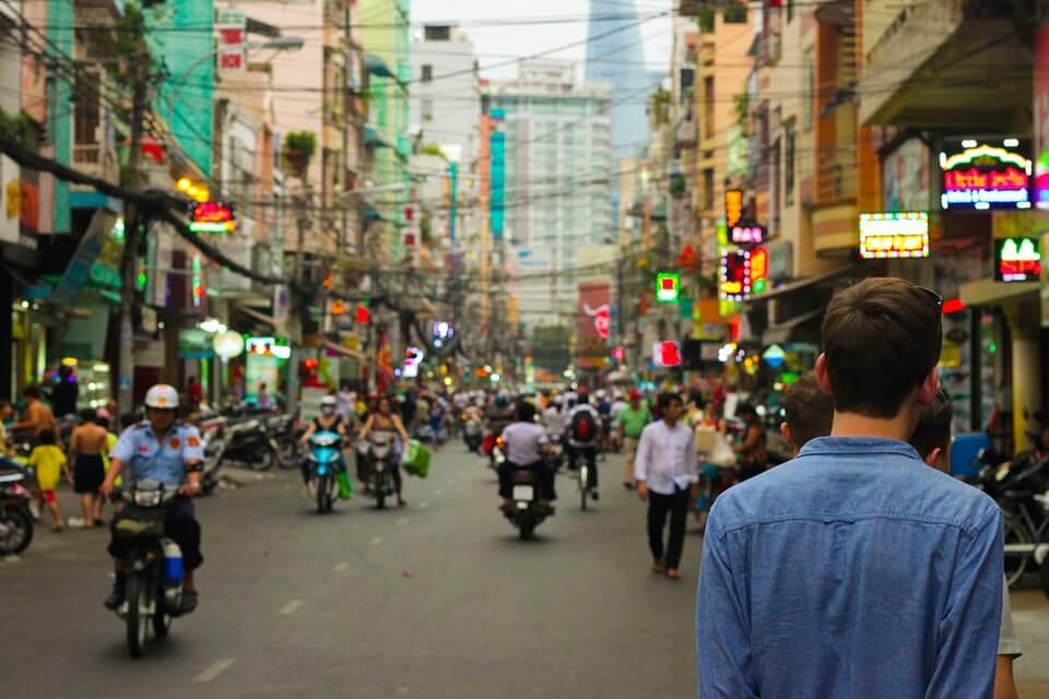 routes en thailande