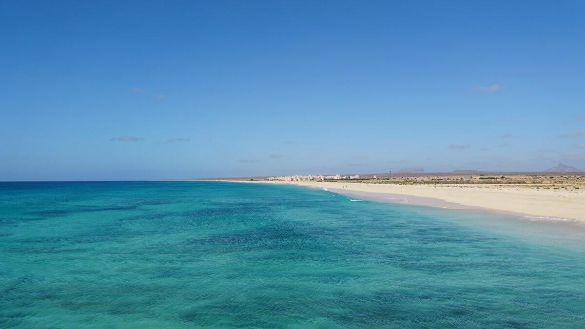 les du cap-vert où partir Sal plages