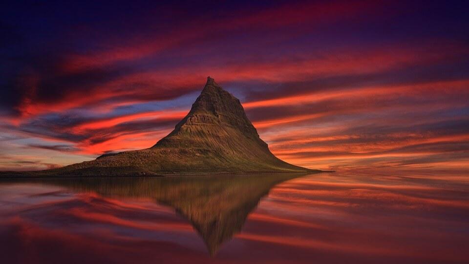 montagne de kirkjufell itinéraire islande