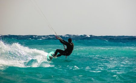 kitesurf à tenerife