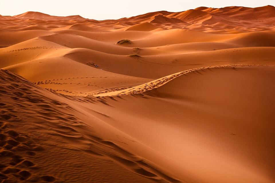 route dune maroc voyage moto au maroc