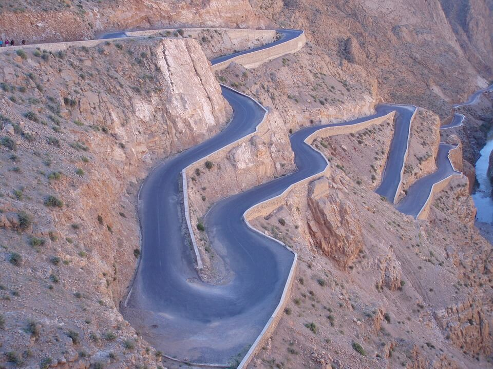 col haut atlas maroc voyage moto au maroc