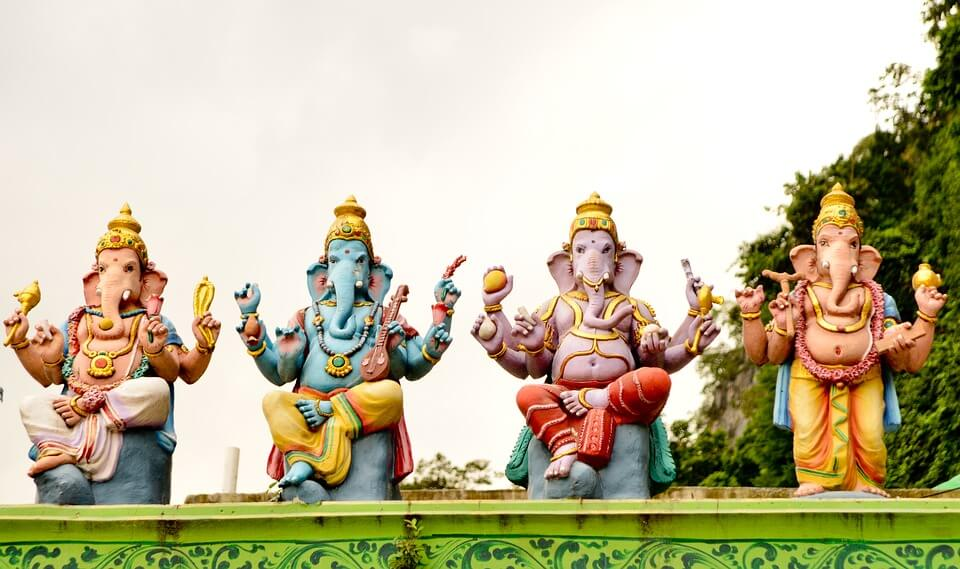temple hindou ganesh malaisie saison des pluies en malaisie