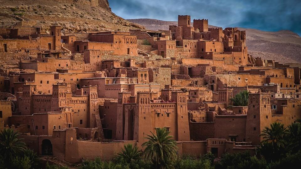 village maroc voyage moto au maroc