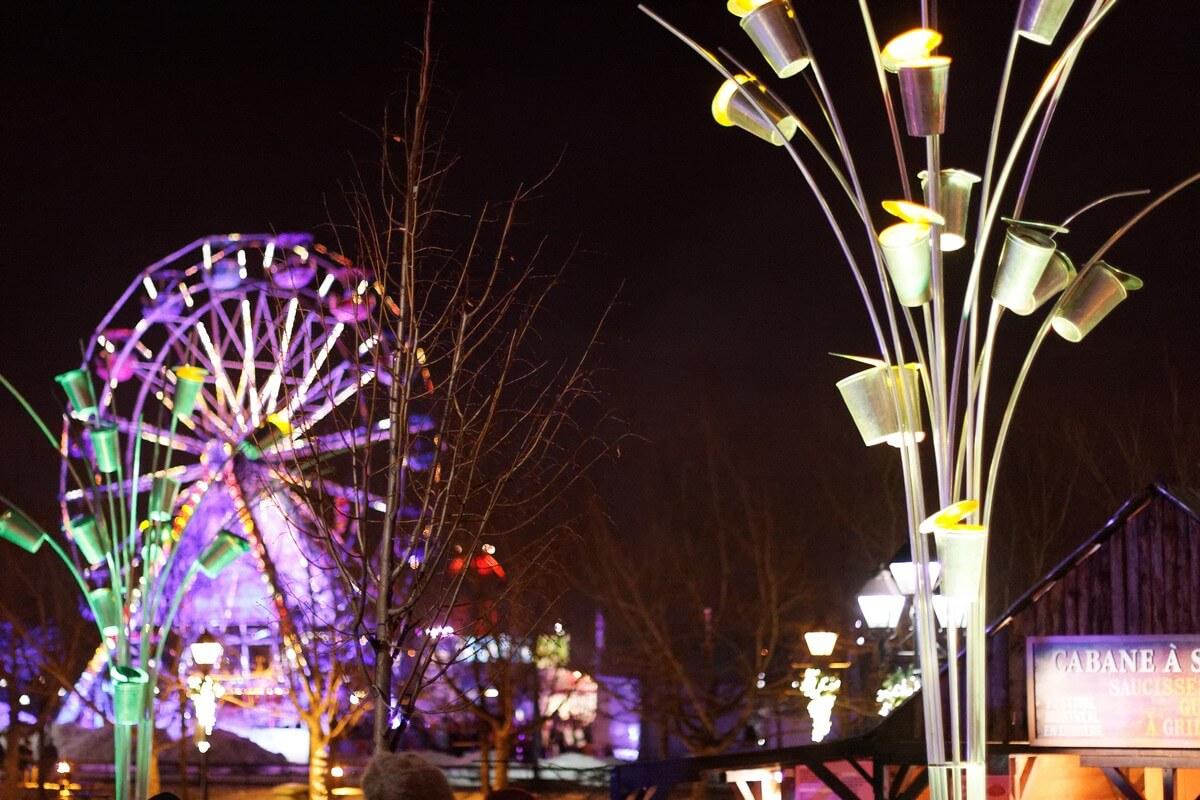 montreal en lumiere festival a montreal en hiver