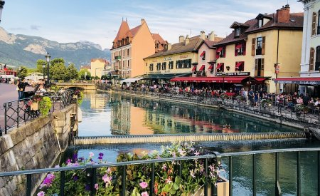 annecy lac visiter annecy