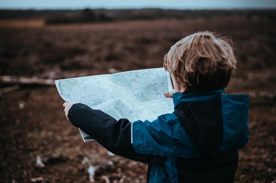 enfants voyager en famille plan