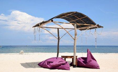 plage détente bali ou lombok