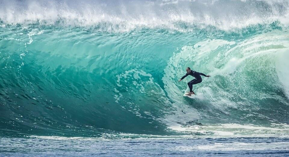 surf a bali ou lombok