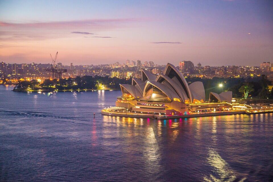 sydney nouvel an à l'étranger