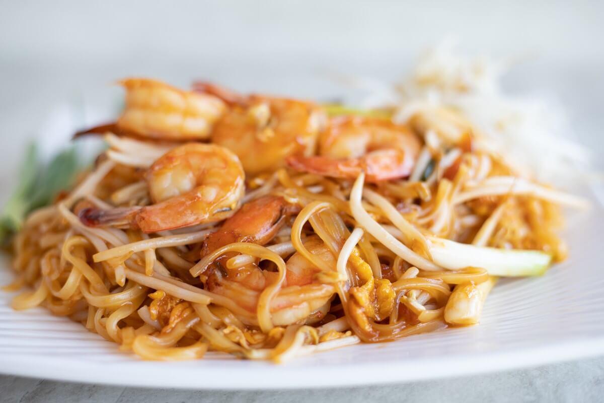 plat typique thailande