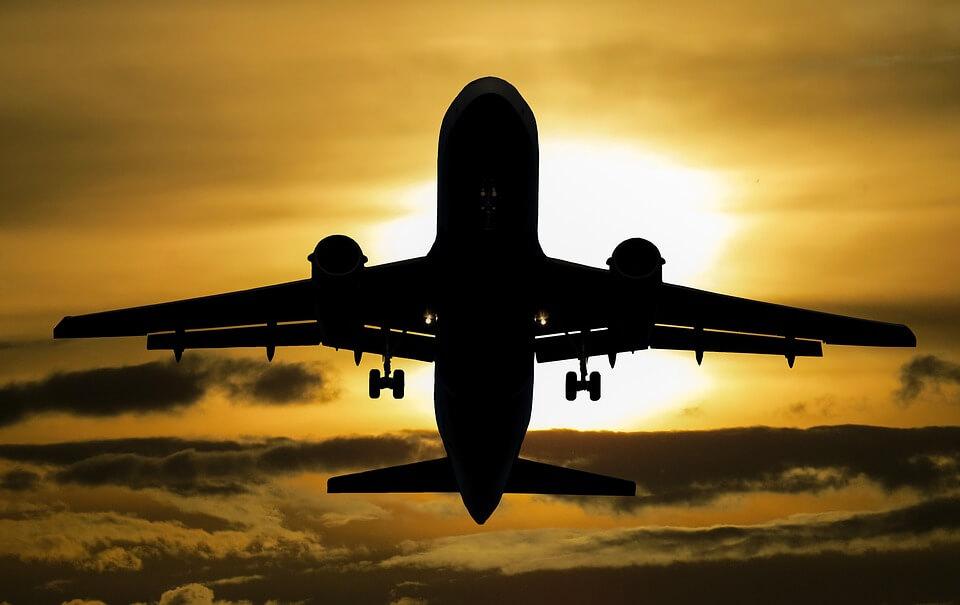 vol raté avion
