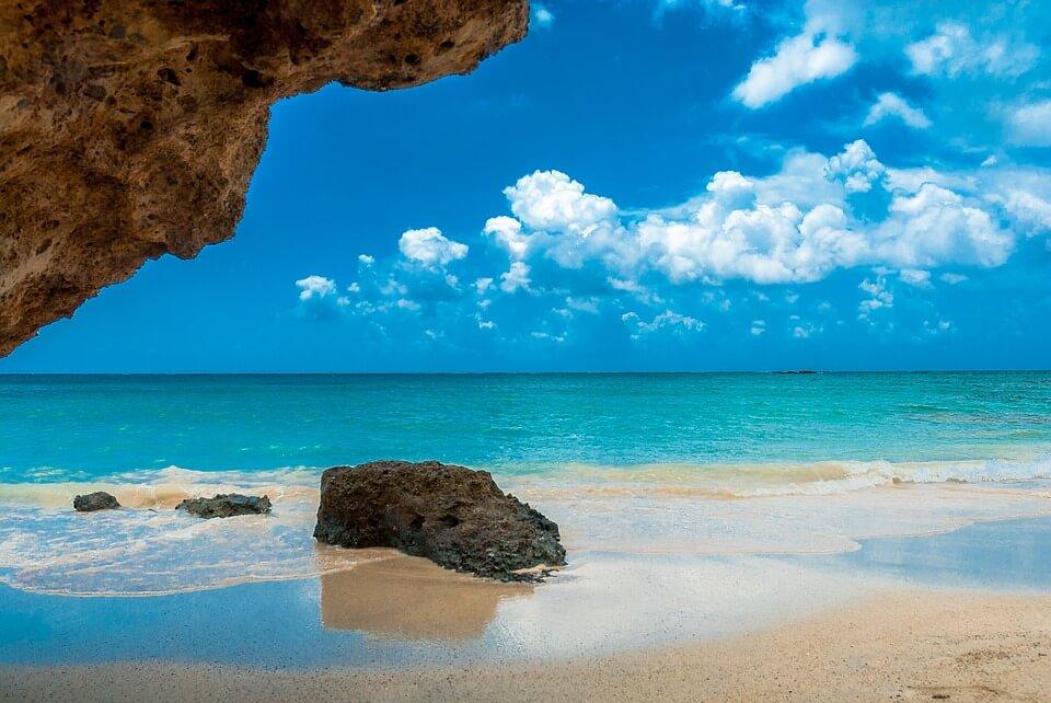 Crète ou Croatie plage d'elafonissi