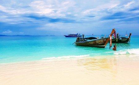 plage de phuket thailande