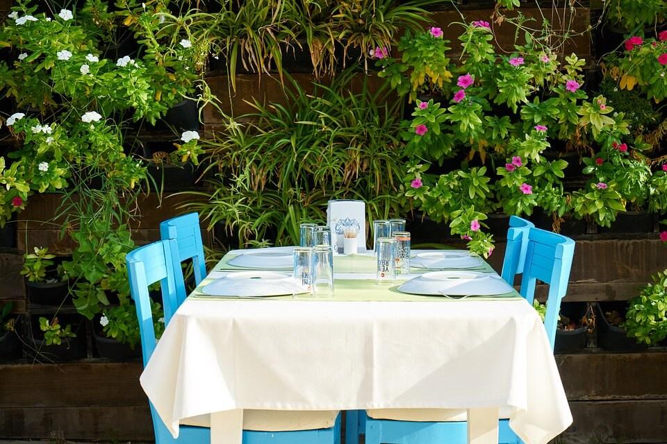 gastronomie table grèce Chypre ou Crète