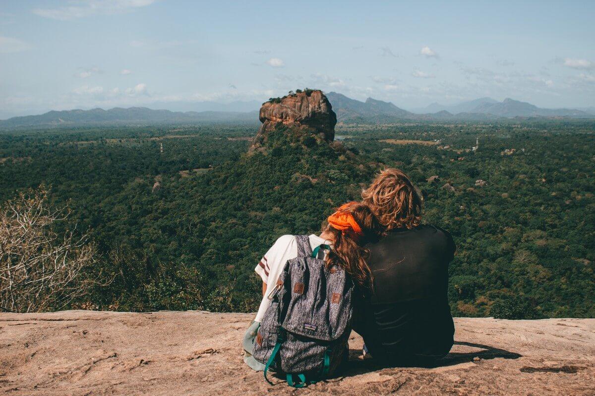 rocher du lion sri lanka ou Thaïlande