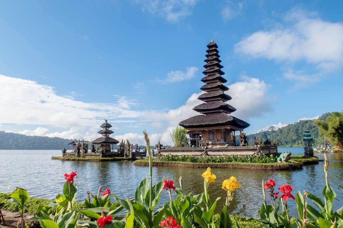 temple a bali