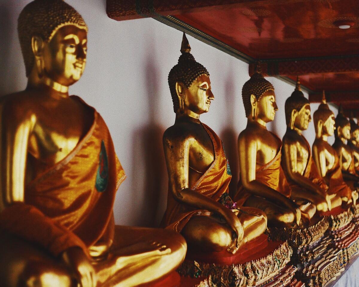 temple thailande bangkok sri lanka ou Thaïlande