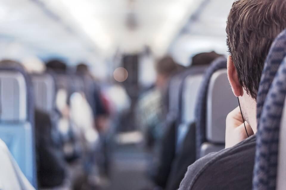 vol pas cher avion passager