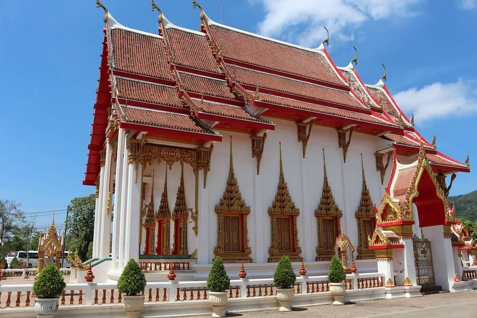 temples wat chalong phuket
