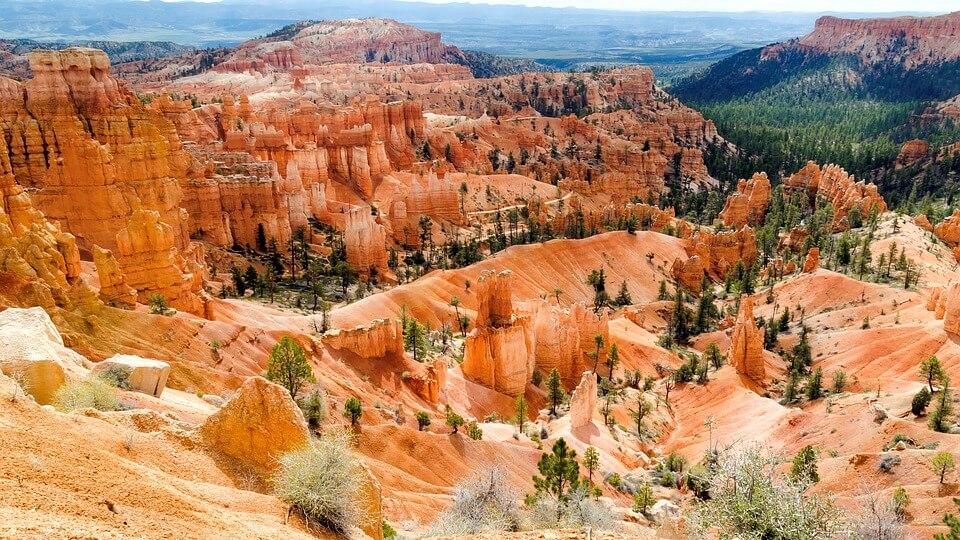 Bryce canyon etats unis canada ou états-unis