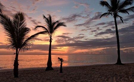 coucher de soleil punta cana