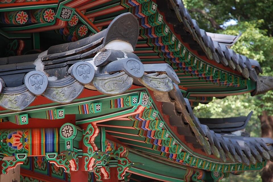palais coree du sud