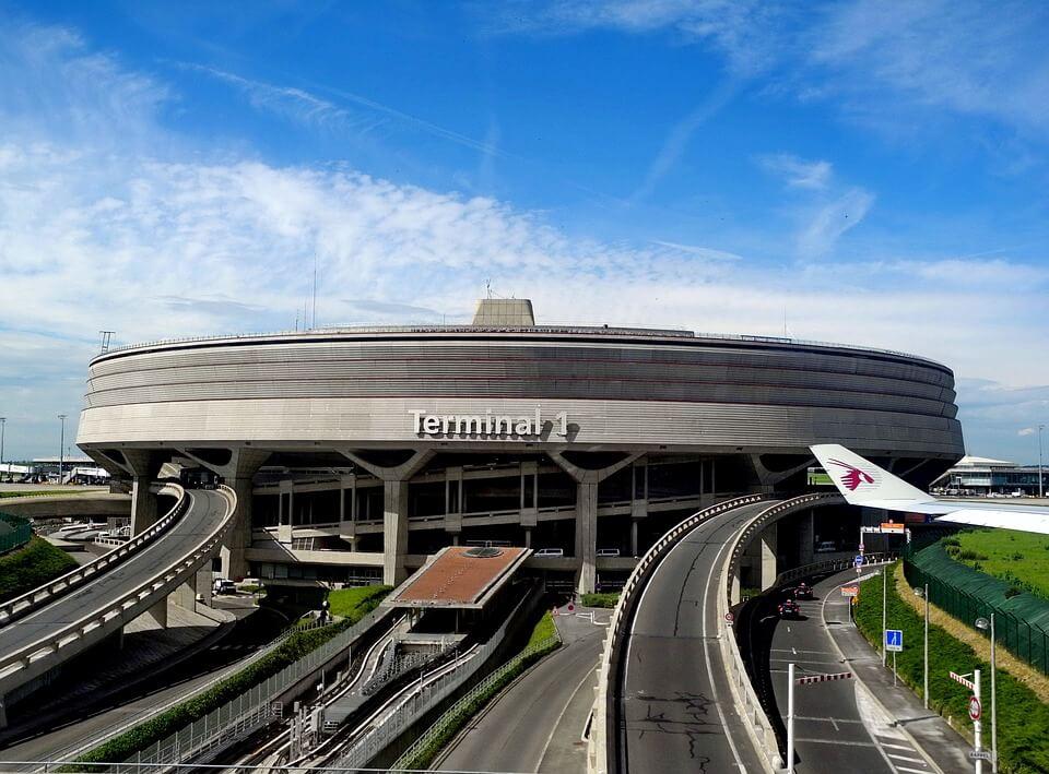 aéroport de paris charles de gaulle classement des aéroports