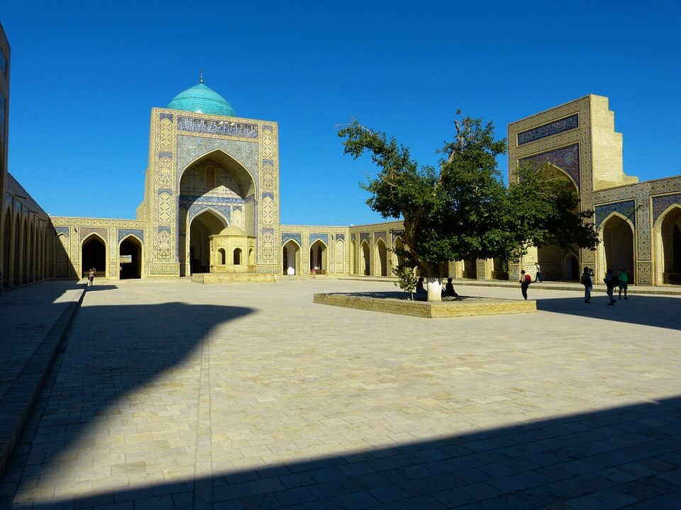 bukhara itinéraire 10 jours en ouzbékistan