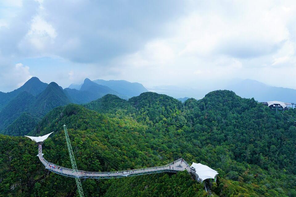 malaisie pont langkawi nature premier voyage en asie