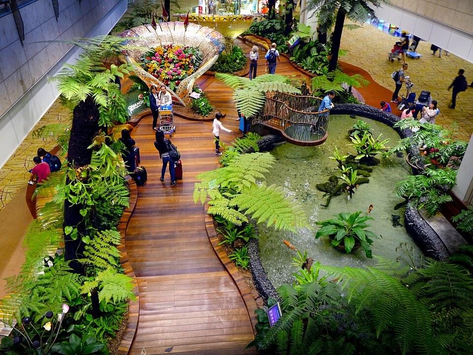 singapour classement des aéroports meilleur aéroport du monde