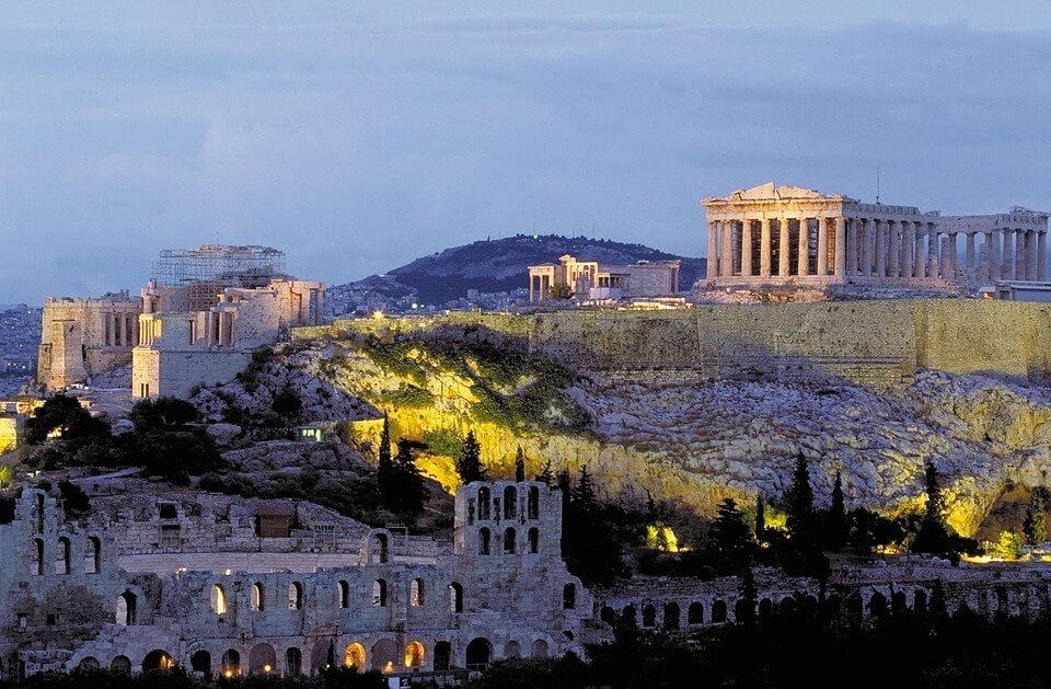 acropole athenes que faire à Athènes