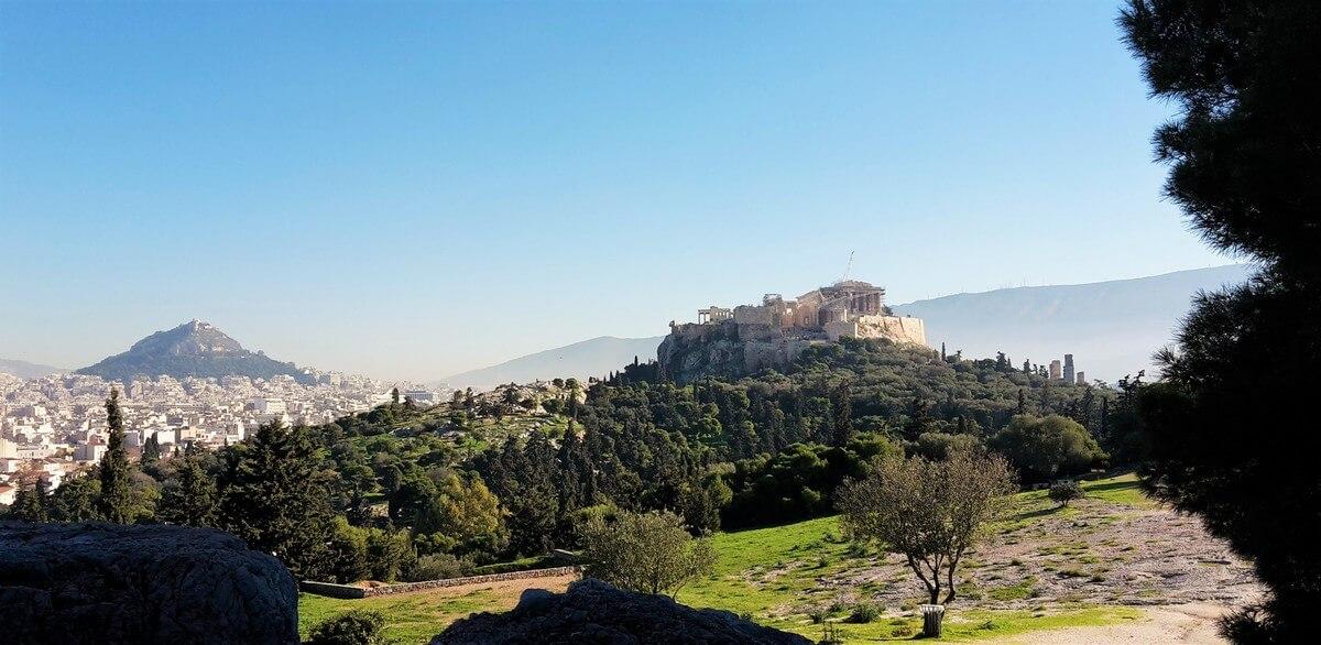 colline de lycabette que faire à Athènes