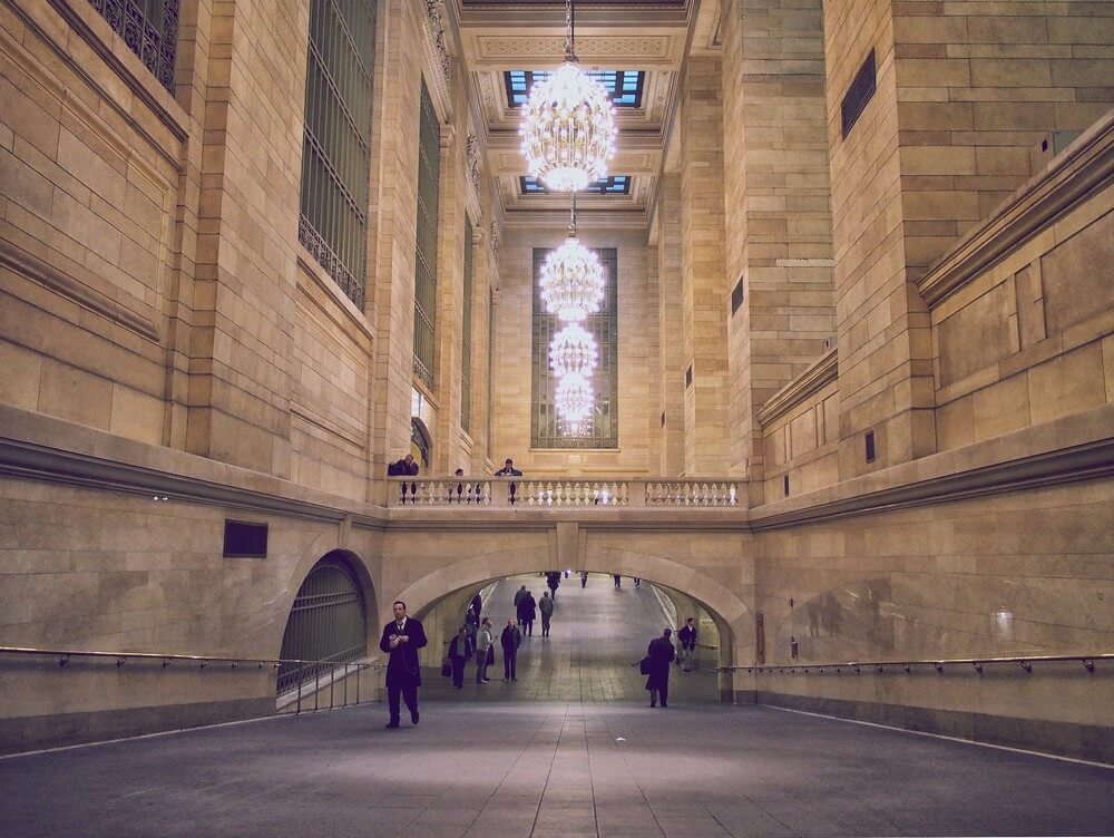 grand central new york insolite