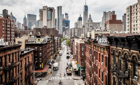 immeubles centre ville new york insolite