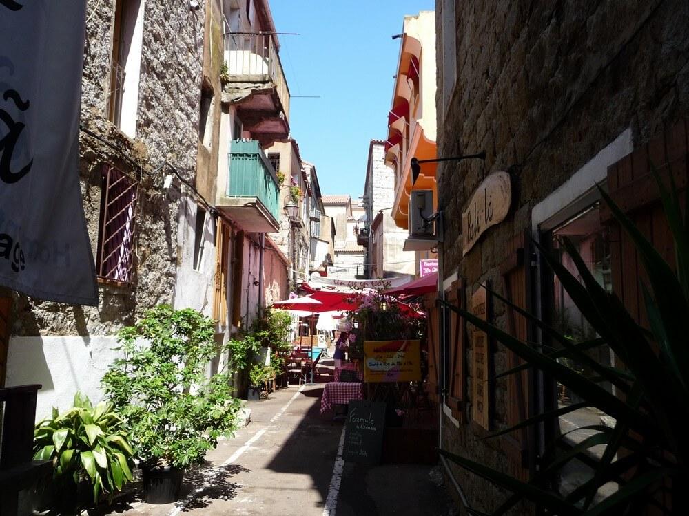 centre ville porto vecchio